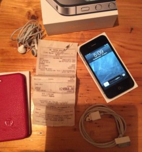 Айфон 4s на 16 гб