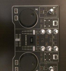 DJ КОНТРОЛЛЕР HERCULES DJ CONTROL MP3 LE