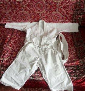 Кимоно на мальчика 6-7 лет
