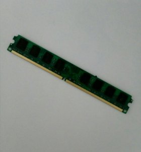 Оперативная память ddr2, 2 gb