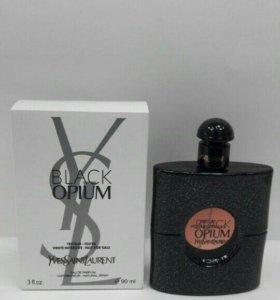 Тестер YSL Black Opium