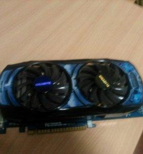 Gigabyte GeForce GTS450 GV-N450OC-1Gl