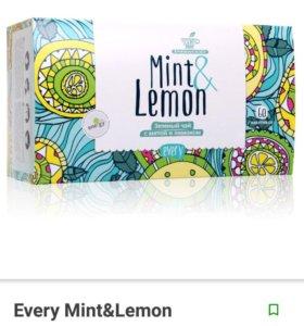 Чай Every Mint&Lemon