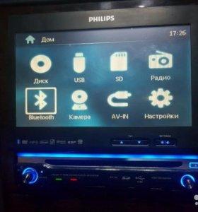 Магнитoла Philips ced750