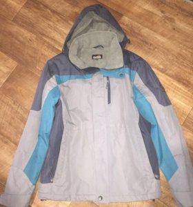 Куртка размер М(46-48), тёплая,новая