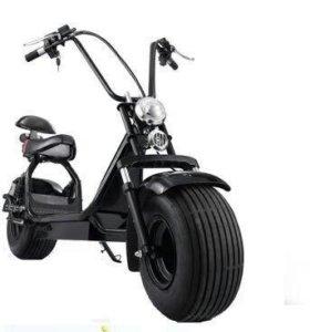 Электро велосипед новый City Coco Wogu
