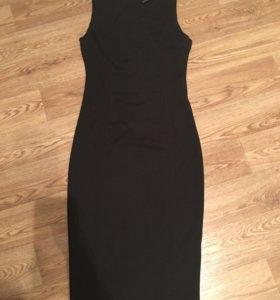 Платье чёрное от инсити