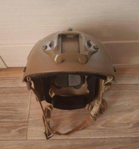 Продам шлем для страйк бола