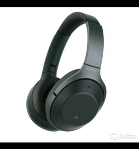 Наушники Sony WH-1000XM2 Bluetooth,черные