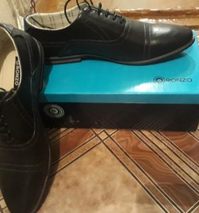 Ronzo мужская обувь на весну и лето
