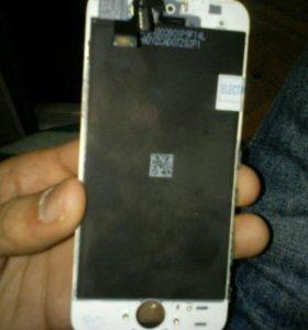 Экран айфон 5 с
