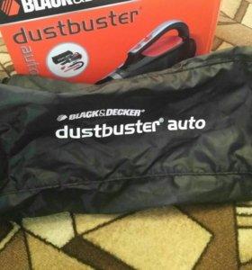 Автомобиььный пылесос Black & Decker Dustbuster