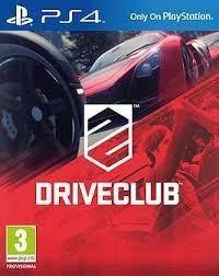 Driveclub ps4 (привезу по городу)
