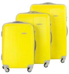 Дорожный чемодан на колёсах