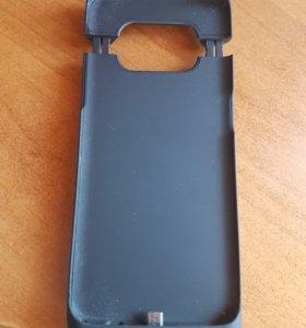 Чехол-аккумулятор Samsung S7 Edge