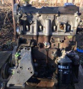Двигатель на запчасти
