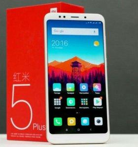 Новый смартфон Xiaomi Redmi 5 plus