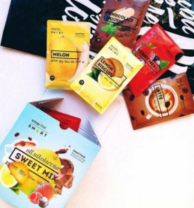 Energy diet sweet mix
