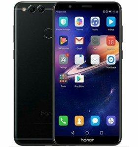 Новый смартфон Huawei Honor 7X