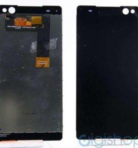 Дисплей Sony E5533 (C5 Ultra Dual) в сборе