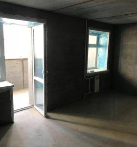Квартира, студия, 37 м²