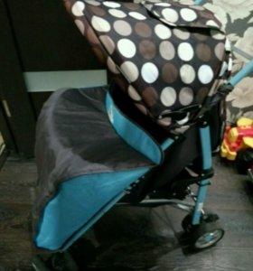Прогулочная коляска - трость