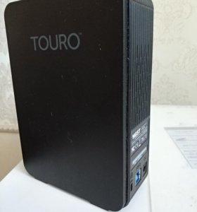 Внешнее хранилище touro desk dx3 4tb