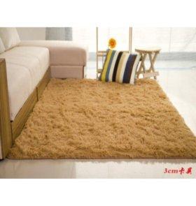Плюшевые ковры