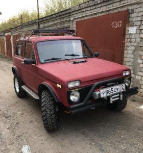 ВАЗ 21213 НИВА 1995