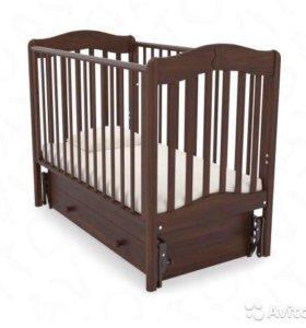 Кроватка детская (пр-во Ганделян)