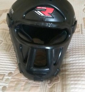 Шлем RDX Boxing Head Guard Protector grill HGX-T1