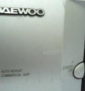 Видик пишущий Daewoo ST-420K кассеты с фильмами