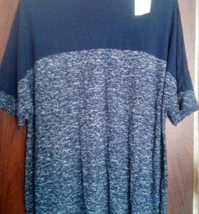 Новая блуза-туника. Разм. 62