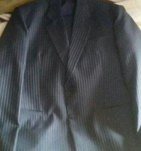 Мужской костюм 52-54