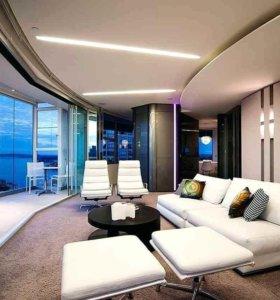 Квартира, 2 комнаты, 40.2 м²