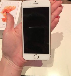 iPhone 6s rose gold ростест