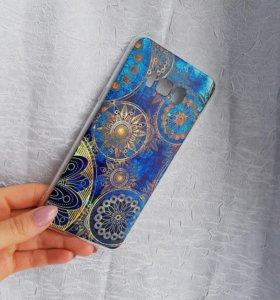 Бампер на Samsung Galaxy S8 plus