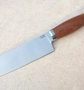 Нож Шеф Повар, сталь х12мф.