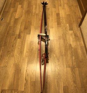 Лыжи Sable 195 см с креплениями NN 75