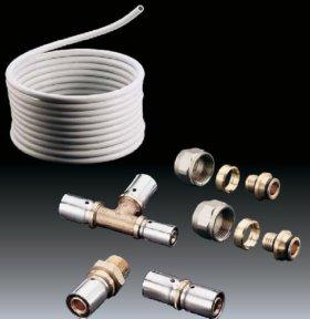 Металопластиковые трубы Ду20*2.0