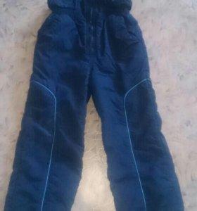 Демисезонные штанишки на 5 лет