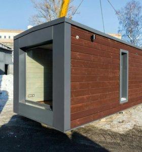 Дача, 15 м²
