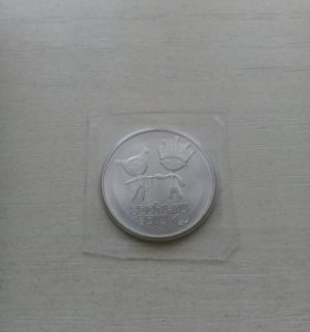 Олимпийская монета