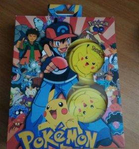 Наушники Pokemon