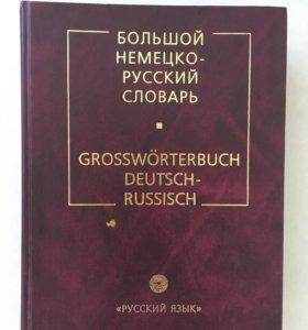 Больной немецко-русский словарь