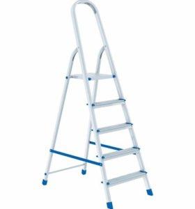 Стремянки-лестницы алюминиевые