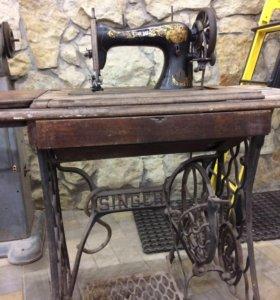Обувная швейная машинка Зингер