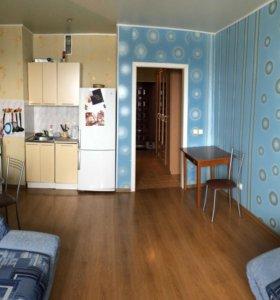 Квартира, студия, 31 м²
