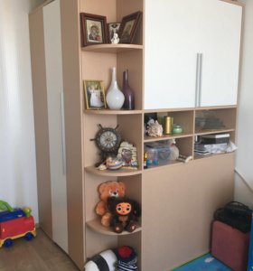 Шкаф - гардероб Лазурит