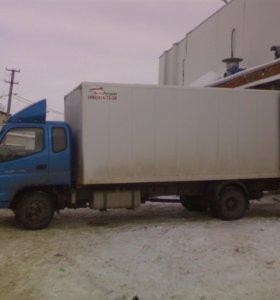 5тонник, фургон изотермический